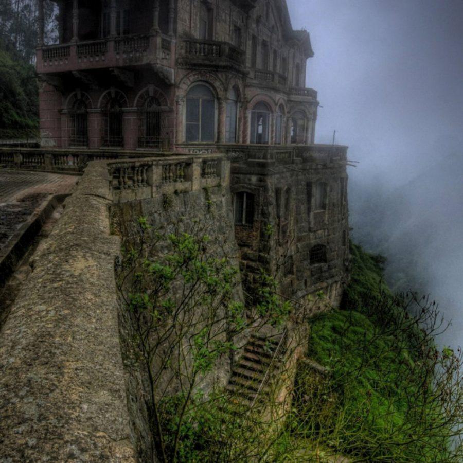 Hotel El Salto en Colombia
