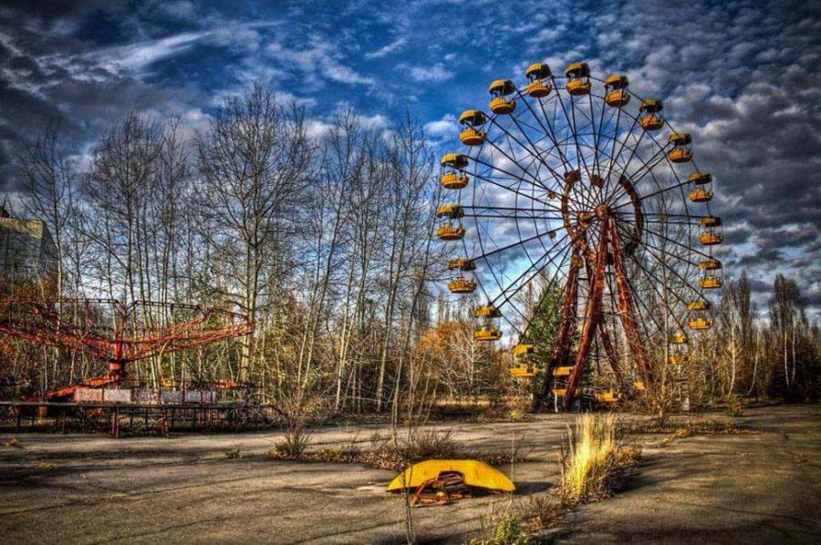 Pripyat fotografías de lugares abandonados