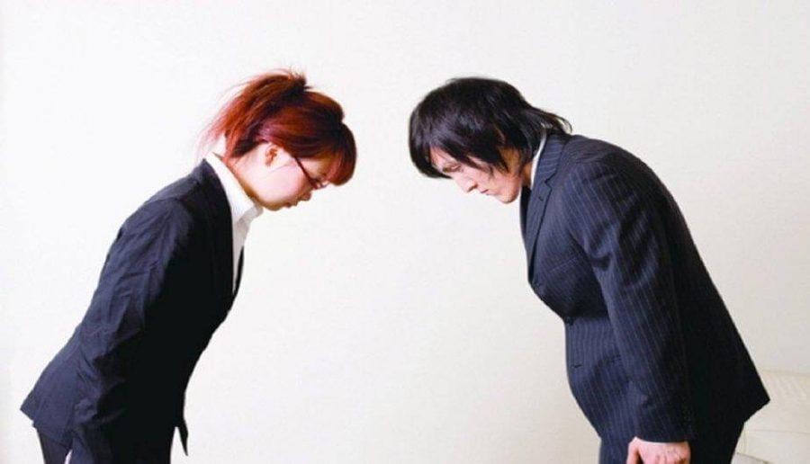 Un saludo siempre es importante en la cultura japonesa