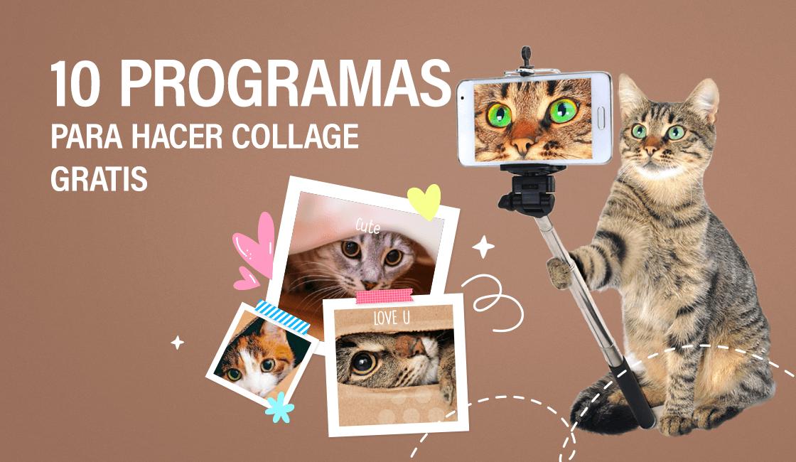 programas para hacer collage de fotos gratis
