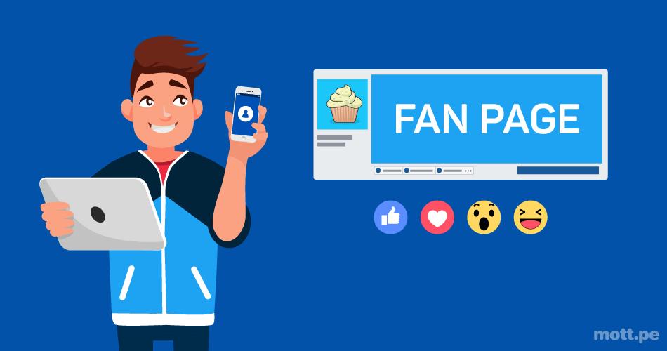 cómo fusionar una página en Facebook