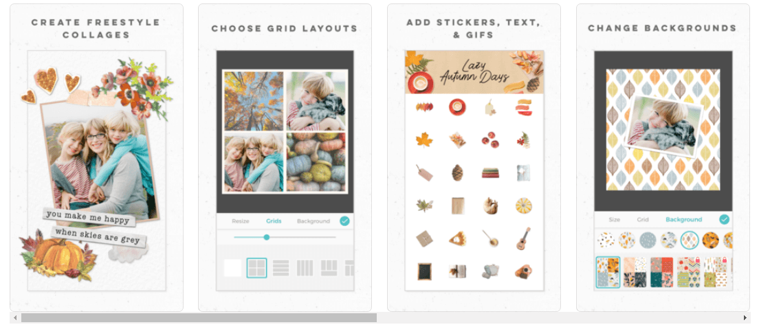 pic collage programas para hacer collage de fotos gratis