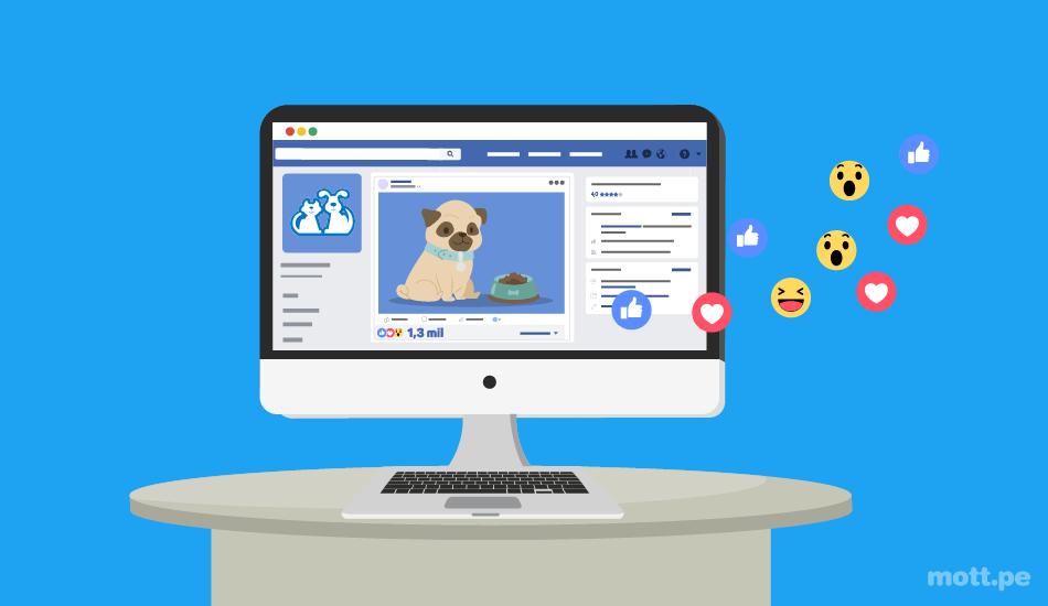 Tener un proyecto finalizado y se desea mantener los fanáticos de Facebook