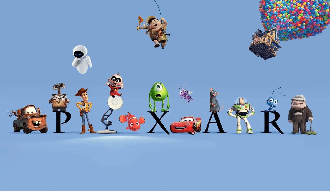 mejores cortometrajes animados de pixar