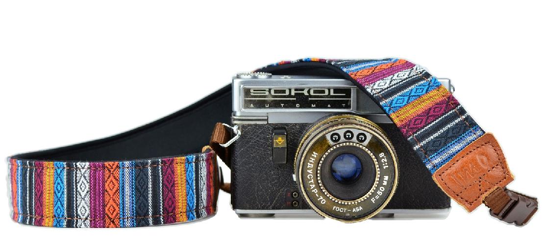 correa de cámara para fotógrafos
