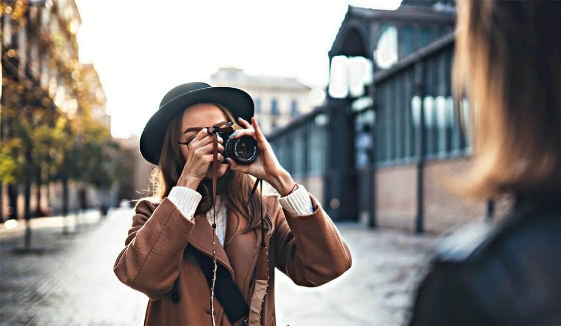 realizar buena composicion fotografica cualidades de un fotógrafo profesional