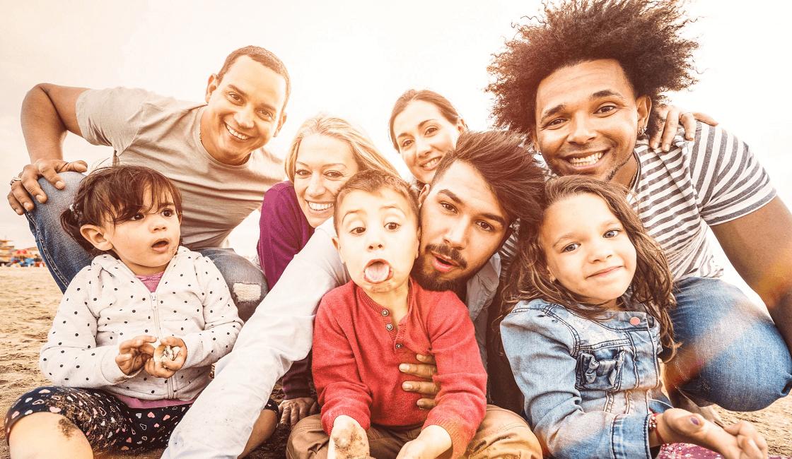 10 Tips Para Saber Cómo Hacer Fotos Familiares De Manera Fácil