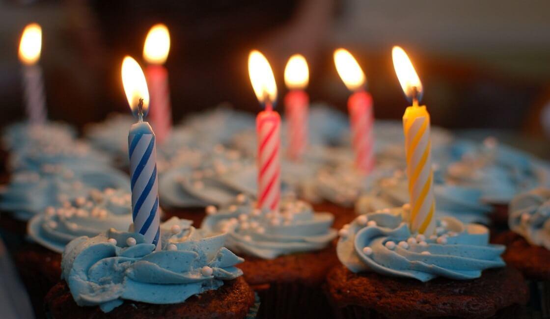 Los detalles son importantes para buenas fotos en los cumpleaños