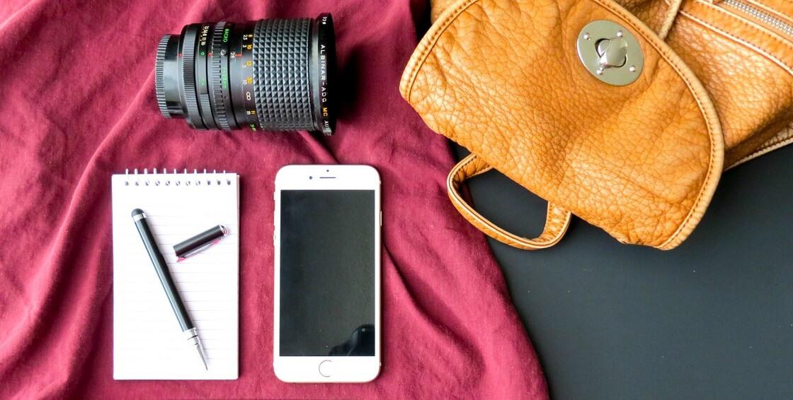 Revisa tu equipo de fotografía de eventos antes de salir de casa