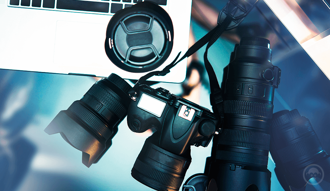 3. Define el tipo de cámaras de foto y objetivos según tu presupuesto