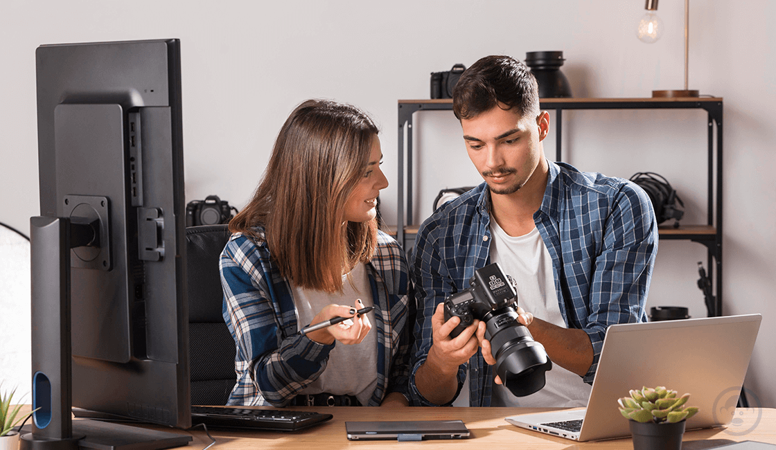 7. Negocia el precio de los objetivos o cámaras de fotos de segunda mano