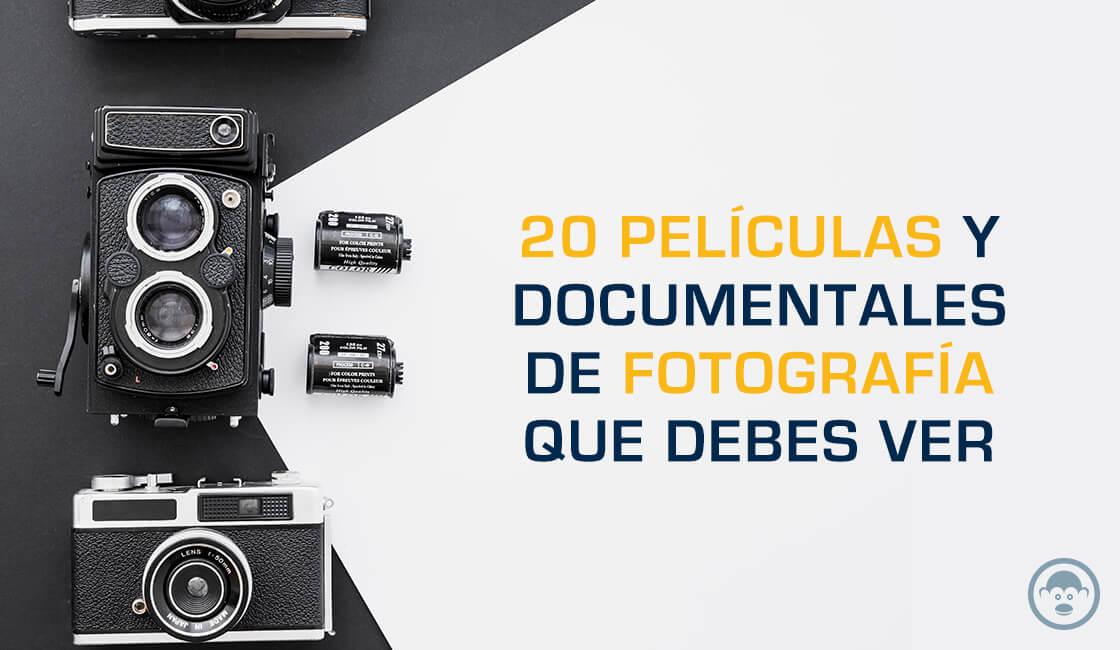 películas y documentales de fotografía
