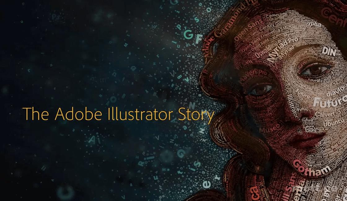 historia de adobe illustrator