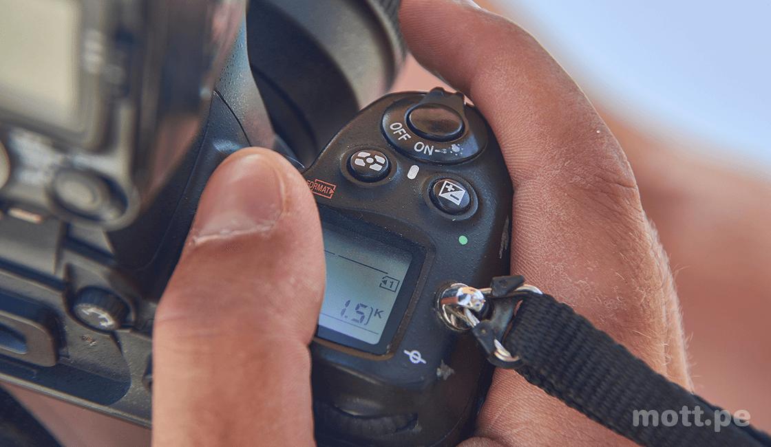 Logra fotos de calidad al disminuir el ruido antes de disparar