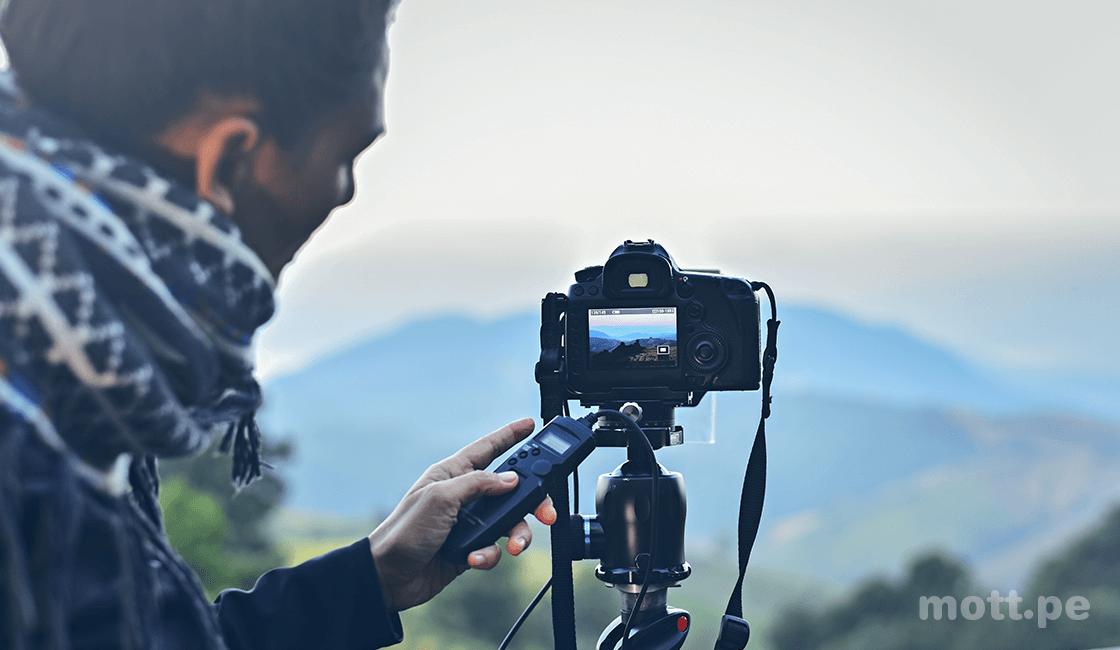 Suprime las vibraciones de tu cámara para mejorar la calidad de fotos