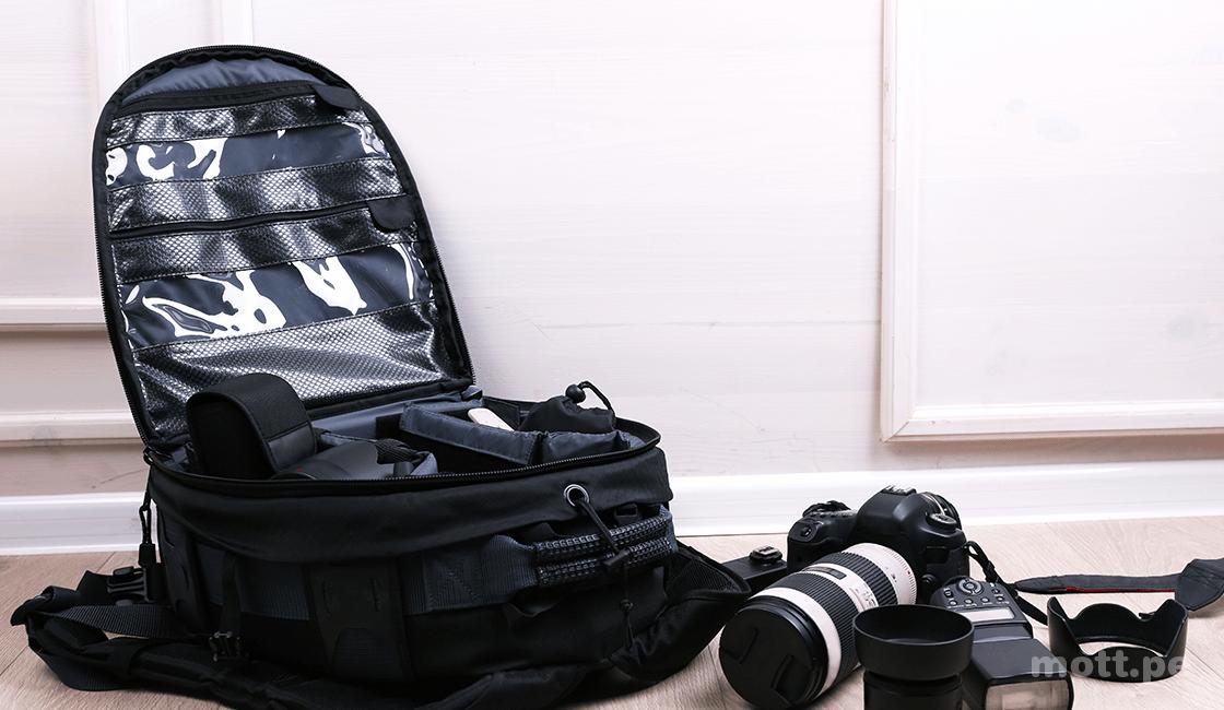 equipo para fotografías de alto contraste