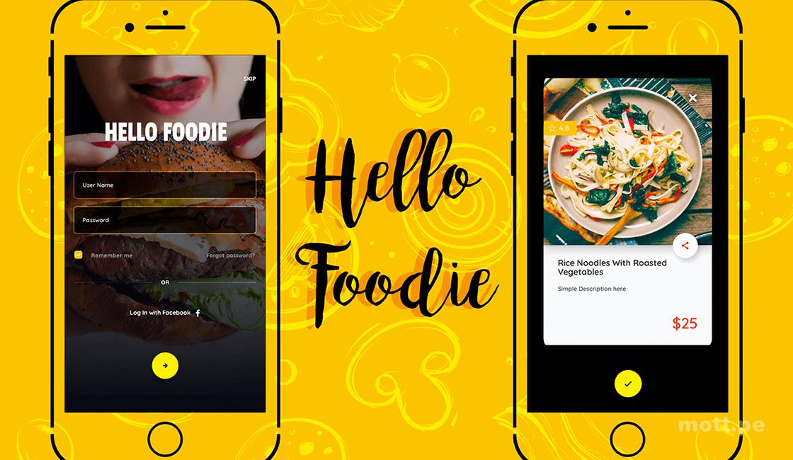 foodie mejores aplicaciones para Instagram