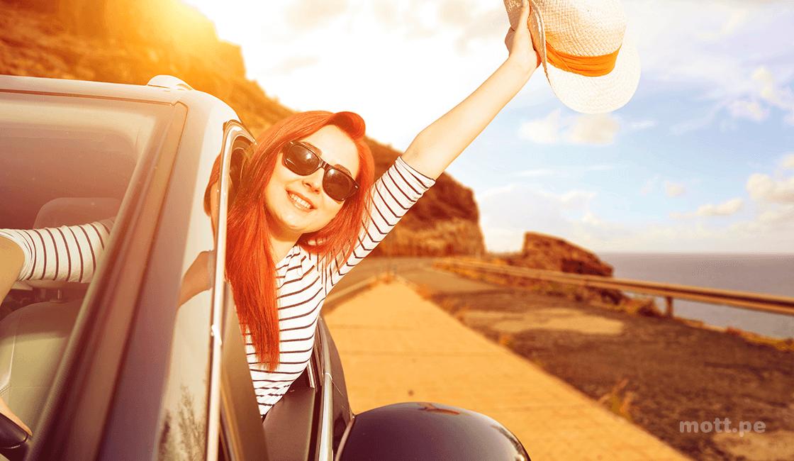 fotos creativas con lentes de sol