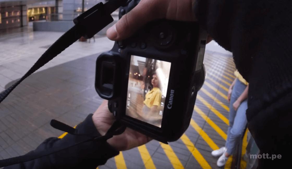 fotos creativas con cintas de embalaje