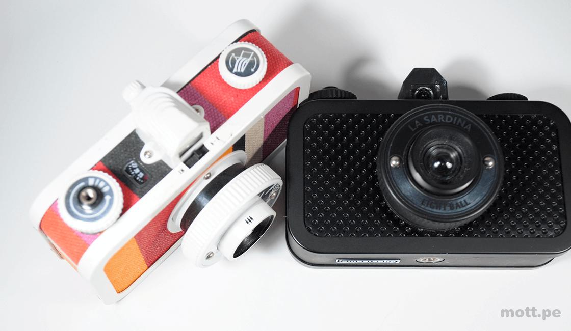cámaras lomography regalos para amantes de la fotografía