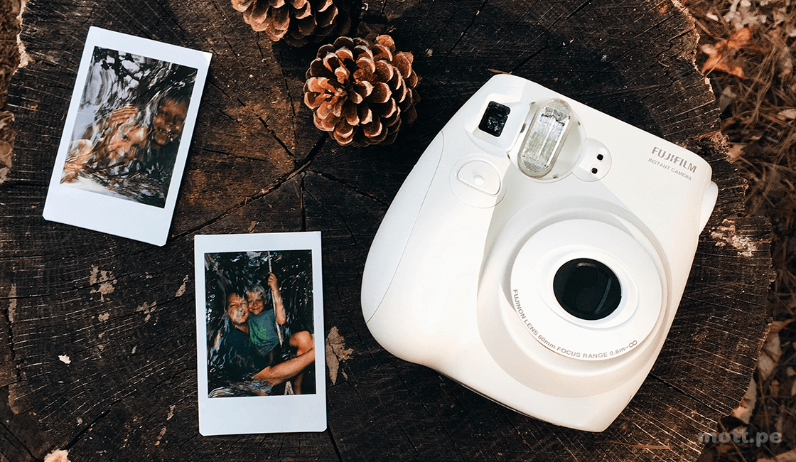 cámara instantanea regalos para amantes de la fotografía