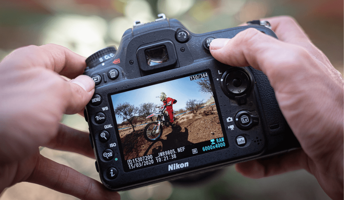 enfoque entre los conceptos básicos de fotografía