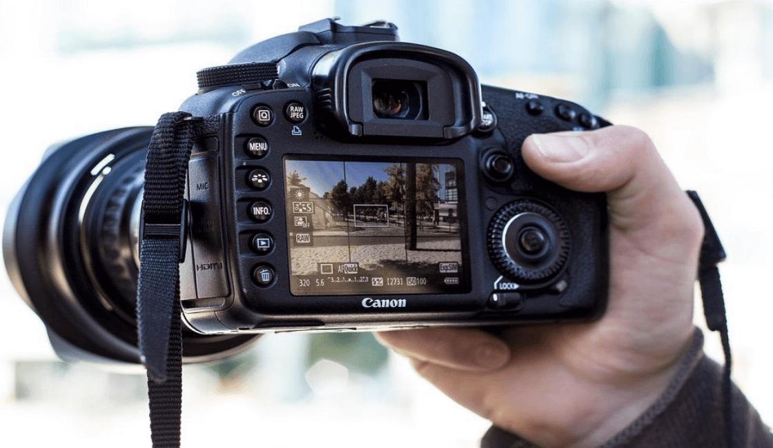 configuracion de la camara entre los conceptos básicos de fotografía