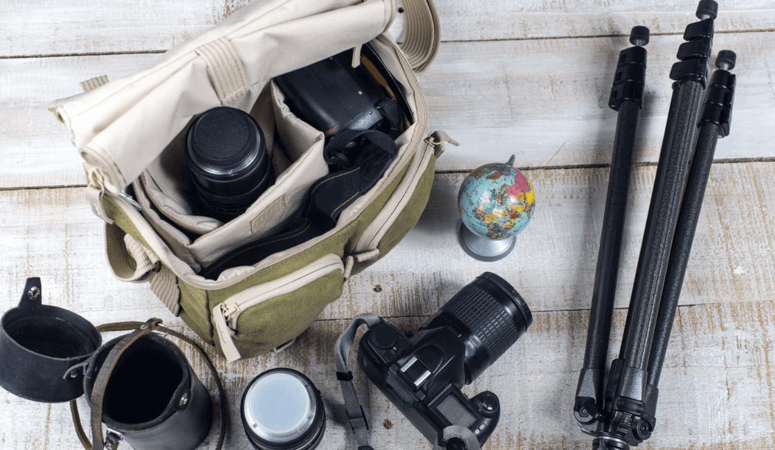 equipos de fotografia entre los conceptos básicos de fotografía