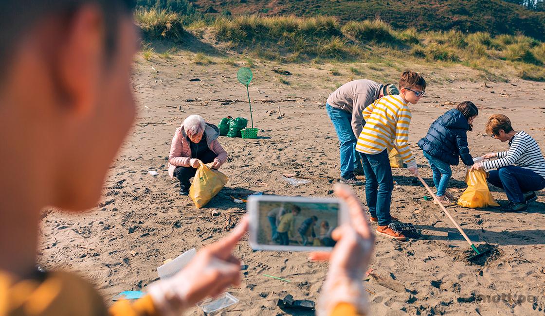 ¿Qué deseas transmitir con la fotografía social? ¿Ya tienes tu objetivo?