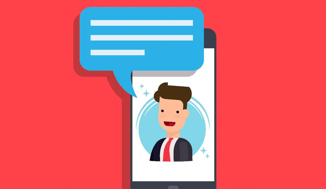 Mensajes de marketing como localizador de ventas personalizable
