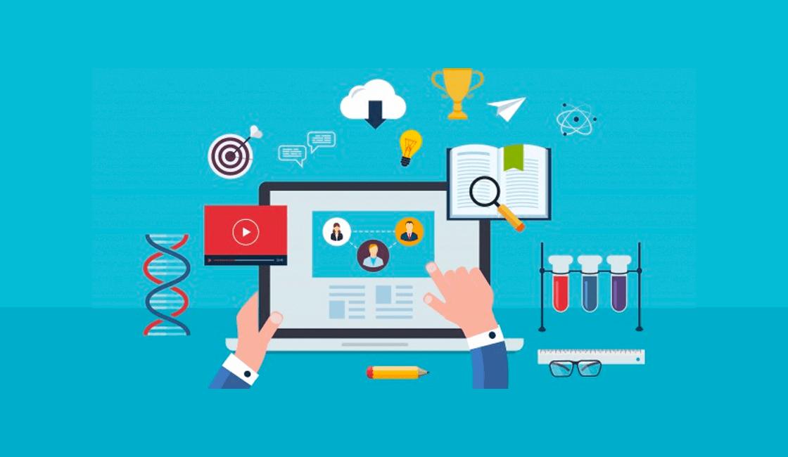 Blog educativo para marketing de contenidos