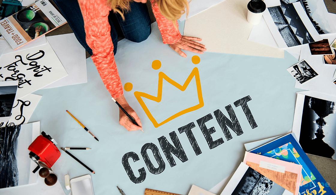Crear publicaciones creativas cortas