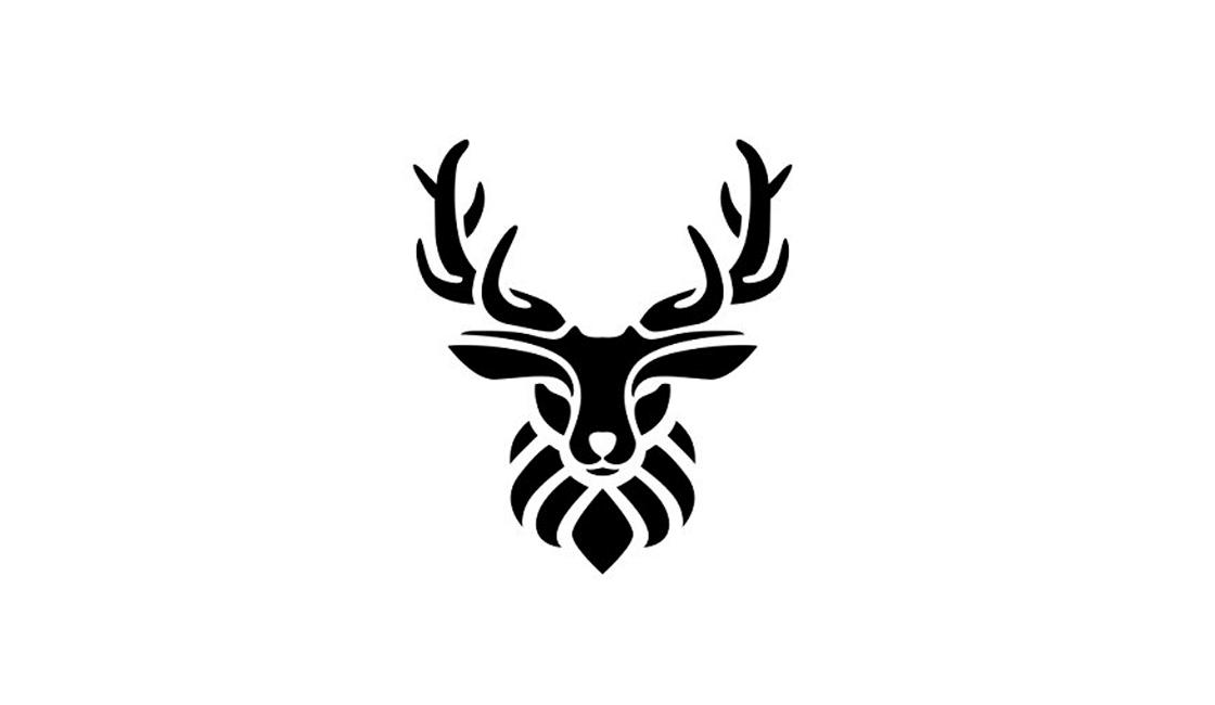 Energía con los logotipos de ciervos y su simbolismo