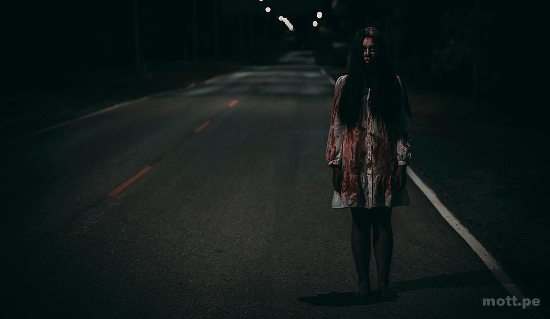 Fotos de Halloween de miedo