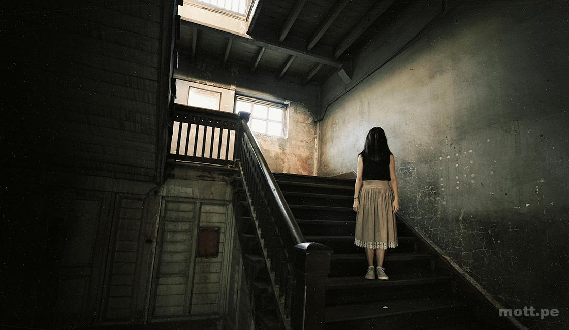 Fotos de lugares abandonados para Halloween