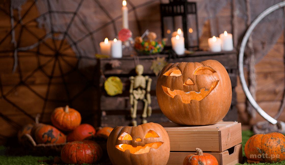 Imágenes de decoración de Halloween