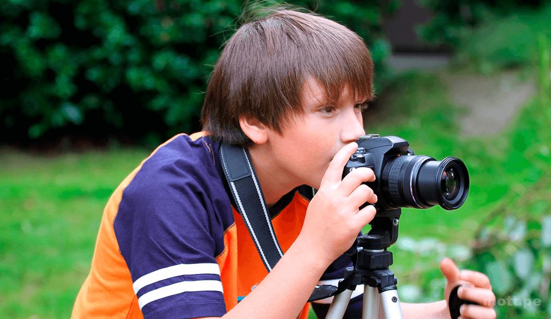 La cámara de fotos es la mejor herramienta de aprendizaje en los colegios