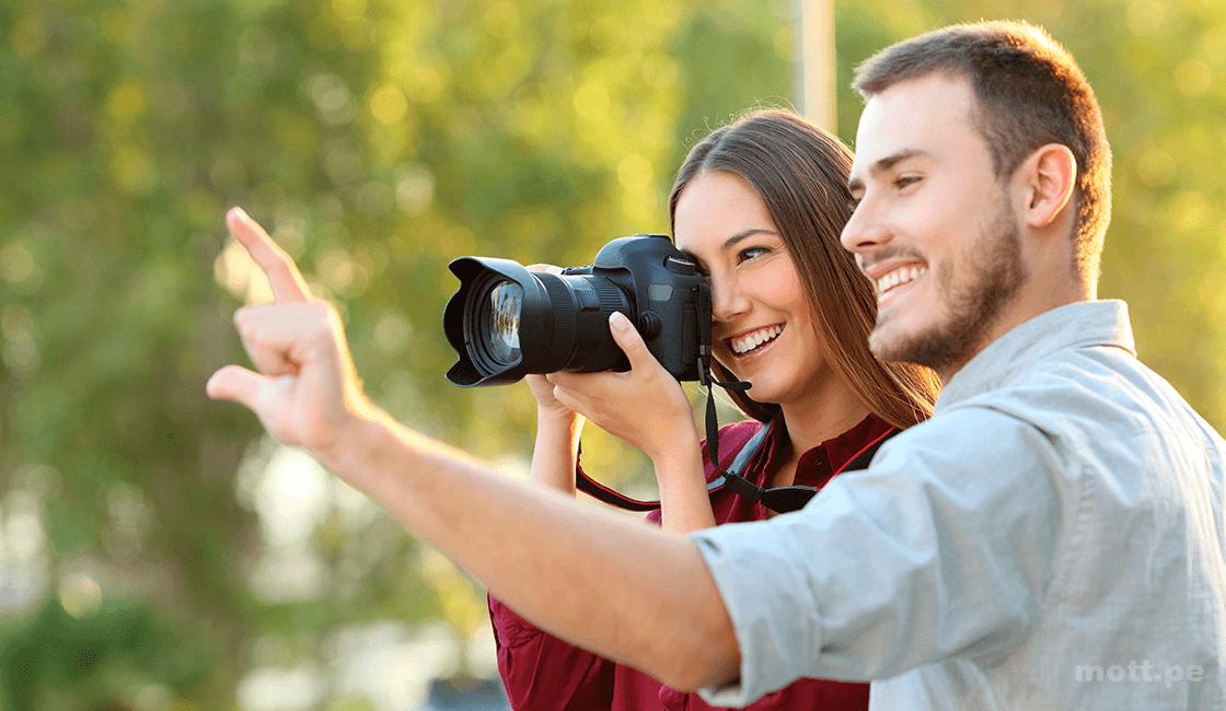 La fotografía genera nuevos hábitos en la sociedad