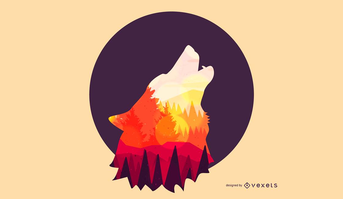 La simbología del lobo en el diseño de logotipos para tu marca