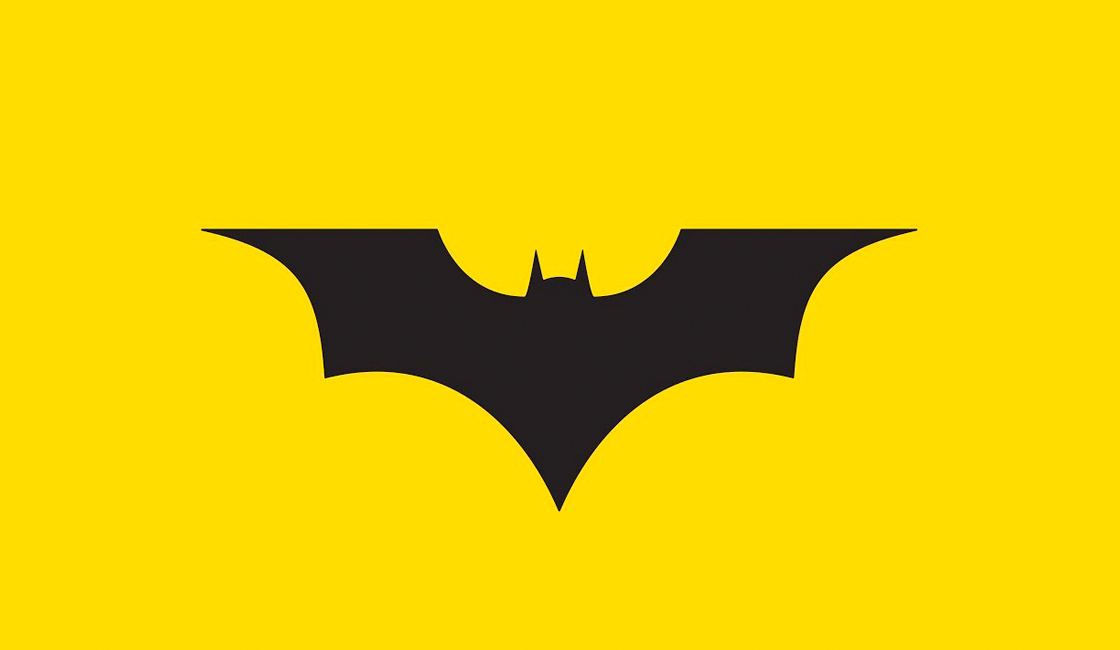 La simbología del murciélago en el diseño gráfico es igual a renacimiento