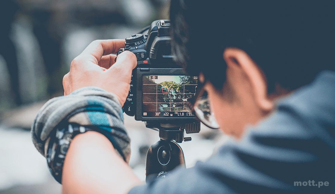 Ahora toma mil imágenes en un día como una técnica fotográfica