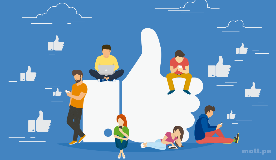 Cuando tu audiencia está activa en redes sociales publica más de una vez