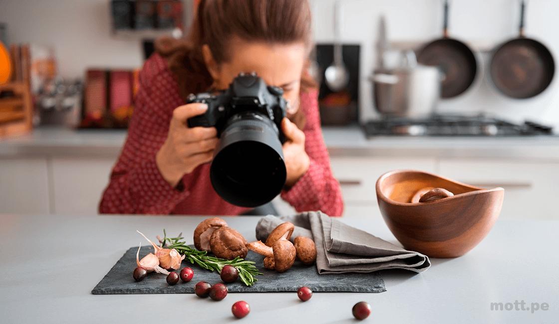 Dispara con una sola distancia focal fotográfica