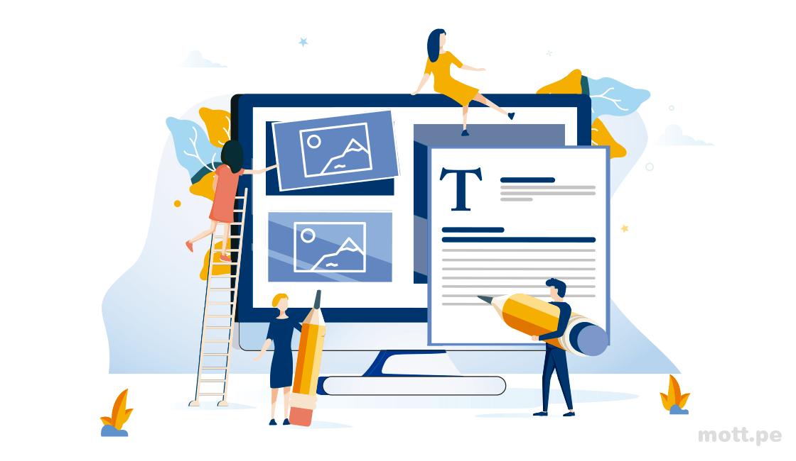 Mejore la optimización de su escritura de contenido web