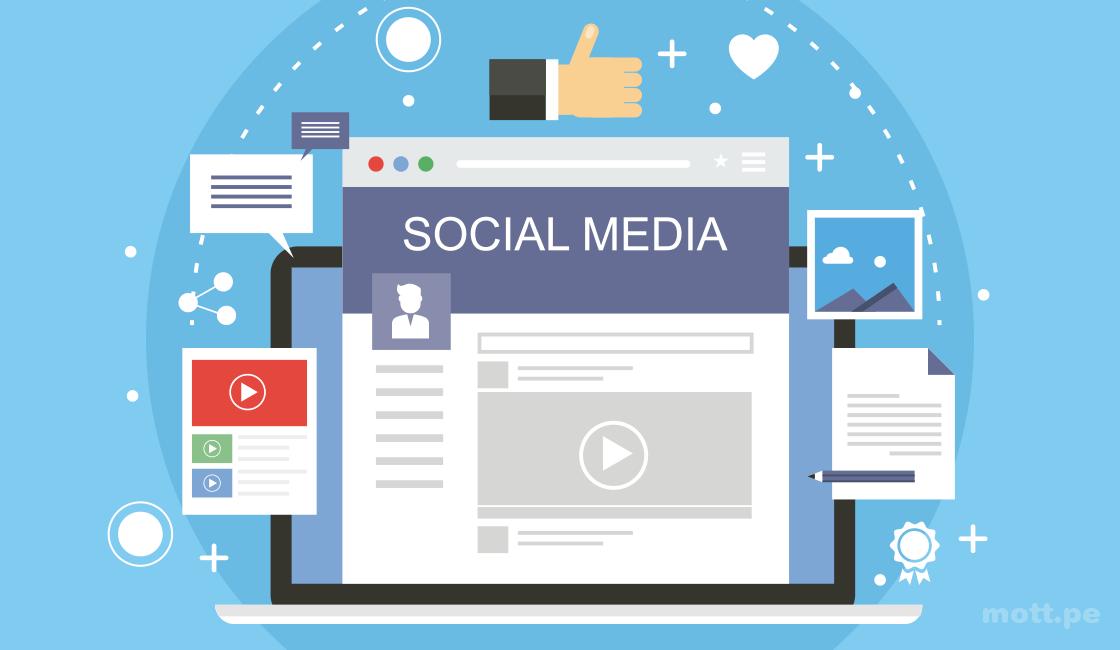 Utilice plataformas para gestionar redes sociales y aplicaciones de distribución del contenido