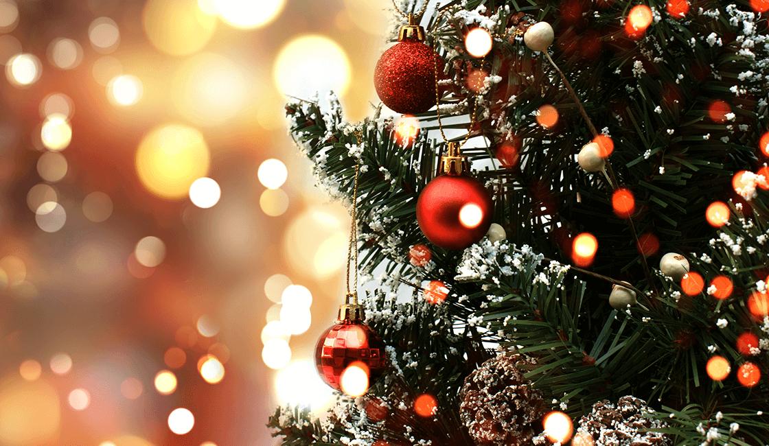 Bolas-de-árbol-para-fotos-navideñas