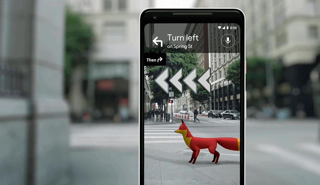 Google-maps-con-realidad-aumentada