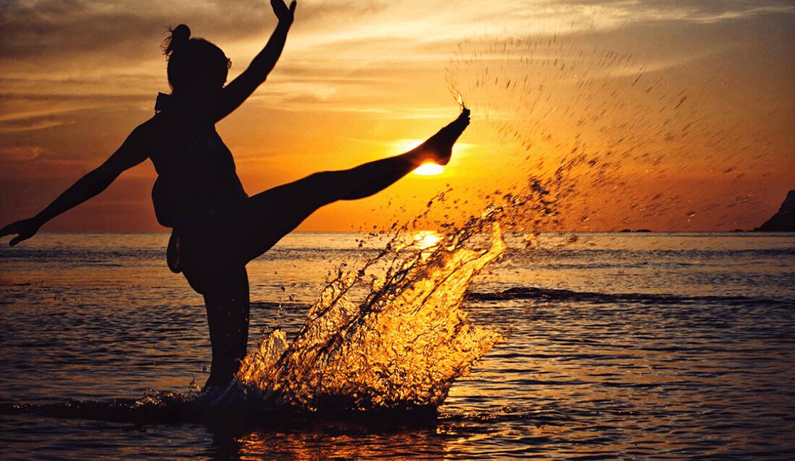 Dispara-hacia-el-sol-para-crear-fotografía-de-siluetas.