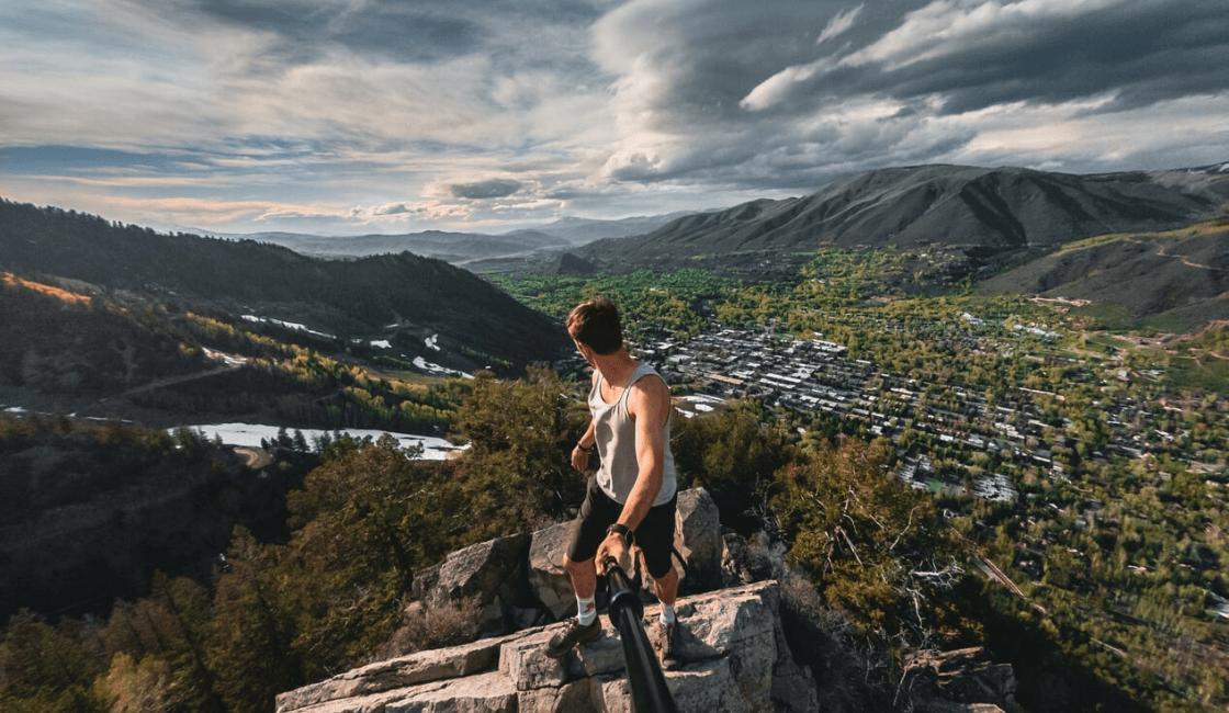 evitar el mediodía para obtener mejores fotos con GoPro