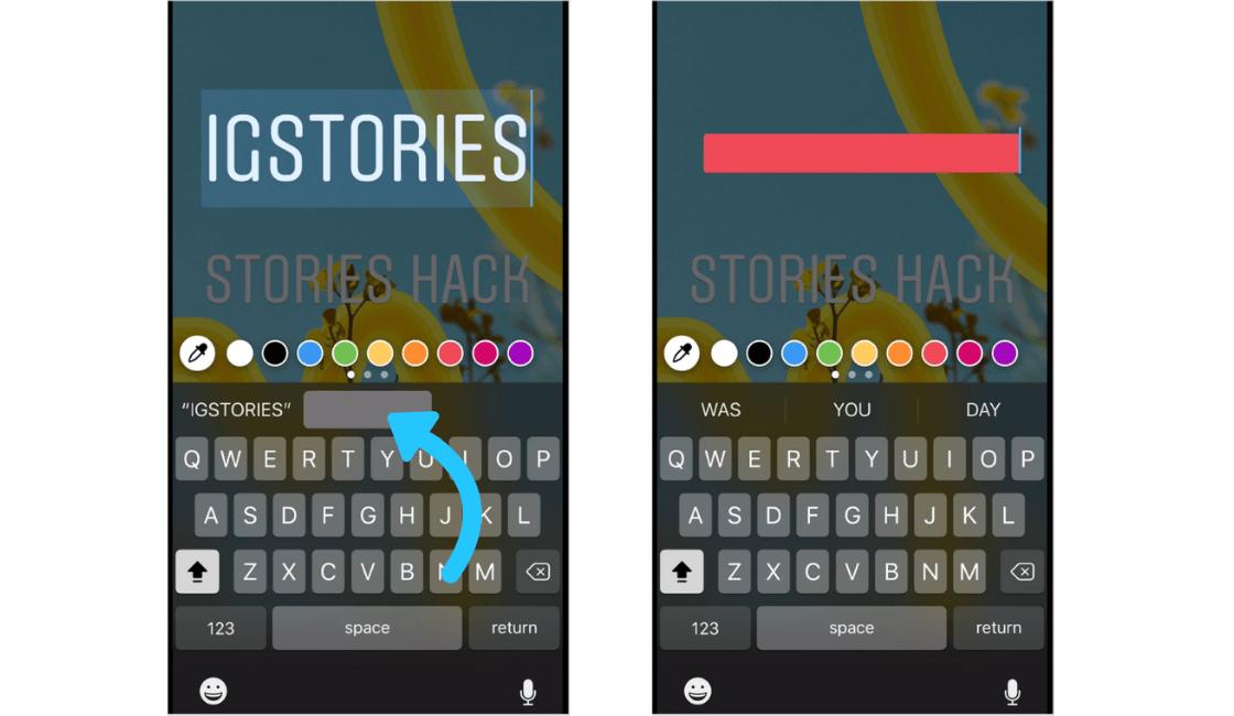 Trucos-en-las-historias-de-Instagram-creando-saltos-de-línea